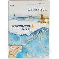 Navionics Regions East Region Marine and Lake Charts and Maps