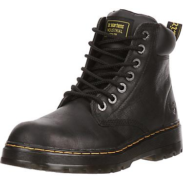 bdb4b9e3c1d Dr. Martens Men's Trade Winch EH Steel Toe Lace Up Work Boots