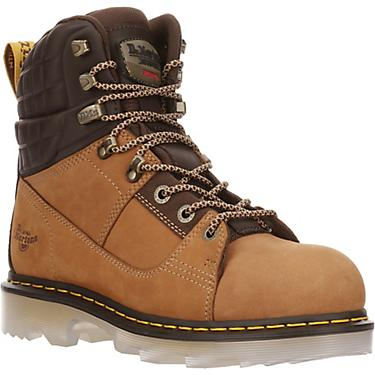 8de9f440e35 Dr. Martens Men's Heritage Camber Safety Toe Work Boots