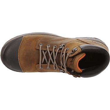 cb774918599 Timberland Men's PRO Helix HD 6 in EH Steel Lace Up Work Boots