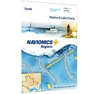 Navionics Regions South Region Marine and Lake Charts and Maps