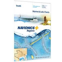 Regions South Region Marine and Lake Charts and Maps