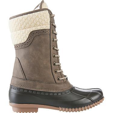 0e2d5f33197 Magellan Outdoors Women's Sweater Collar Duck Boots
