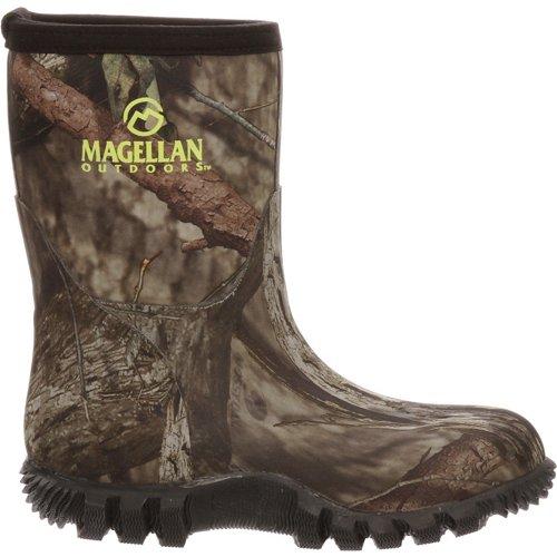 Magellan Outdoors Boys' Field Boot III Hunting Boots