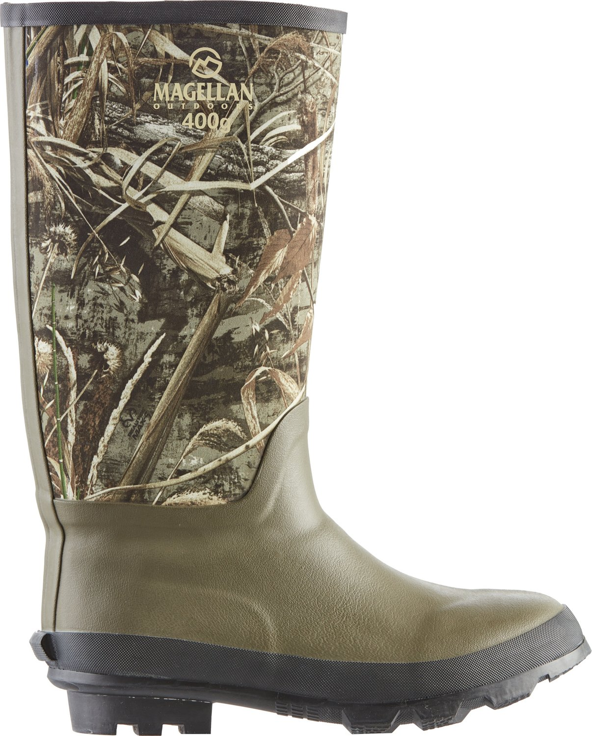 8cb9f37ff08f6 Magellan Outdoors Men's Camo Jersey Knee Boot III Hunting Boots | Academy