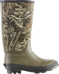 Magellan Outdoors Men's Camo Jersey Knee Boot III Hunting Boots