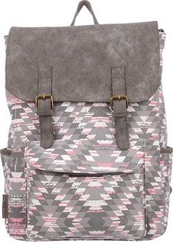 Emma & Chloe Girls' Flap Backpack