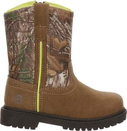Magellan Outdoors Boys' Scout Wellington Hunting Boots