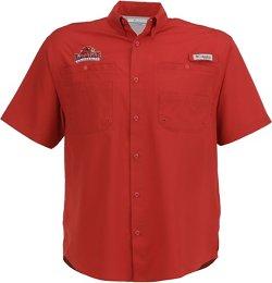 Columbia Sportswear Men's Lamar University Tamiami™ Button Down Shirt