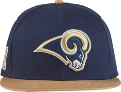 New Era Men's Los Angeles Rams 9FIFTY Baycik Snapback Cap