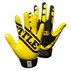 Adults' Ultra-Stick Receiver Football Gloves