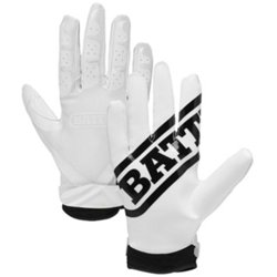 Battle Youth Ultra-Stick Receiver Football Gloves