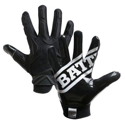 70deebc6a0e Battle Youth Hybrid Football Receiver Gloves