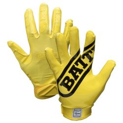 Battle Adults' Doublethreat Receiver Football Gloves