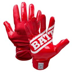 Youth Doublethreat Receiver Football Gloves