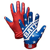 Adults  American Flag Football Gloves 19009e438c