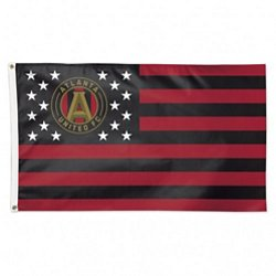 Atlanta United FC Deluxe 3 ft x 5 ft Stars and Stripes Flag