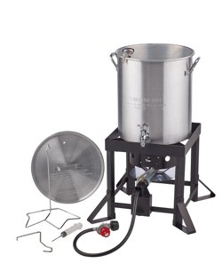 36 qt Turkey Fryer