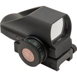 Tru Brite Dual-Color Single Reticle Sight