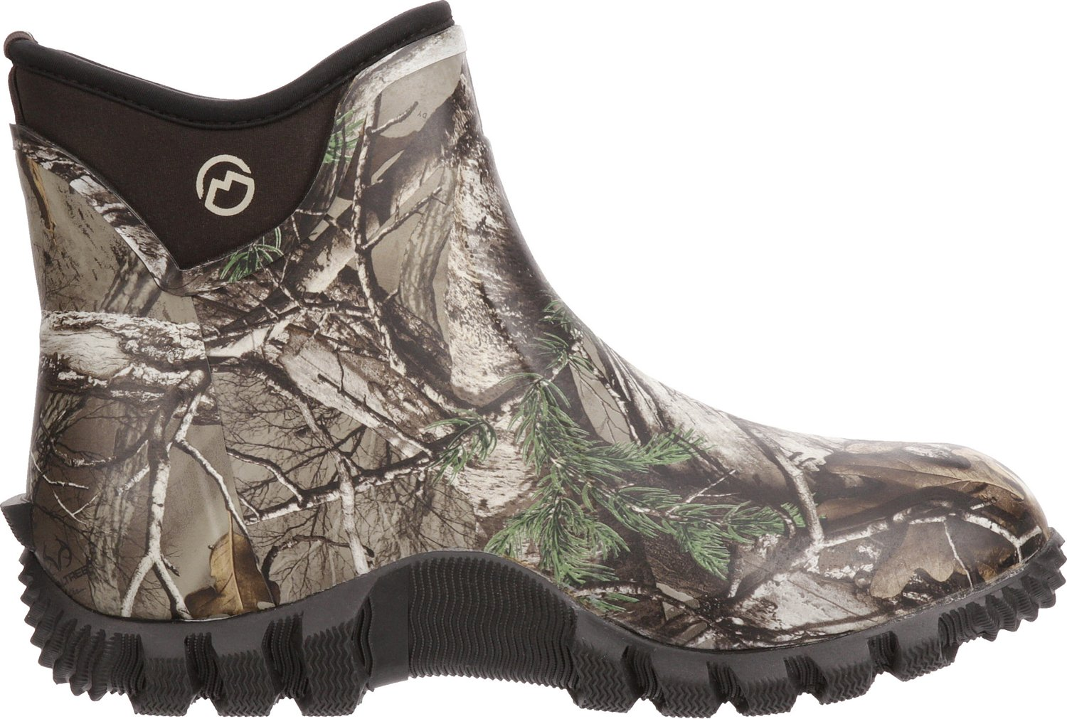 a37b247e90e48 Magellan Outdoors Men's Puddler Mid IV Hunting Boots | Academy