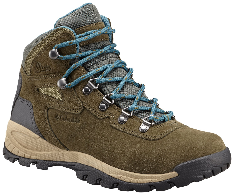 27db19614c5 Columbia Sportswear Women's Newton Ridge Plus Waterproof Amped Hiking Boots