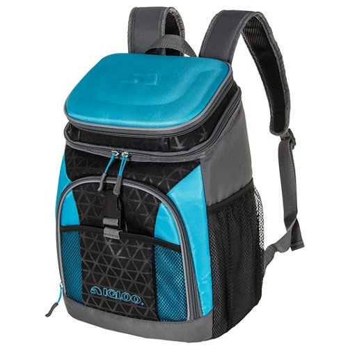 Igloo Kids' Sport Brights Hard Top Backpack Cooler