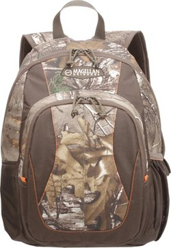 Magellan Outdoors Camo Day Pack
