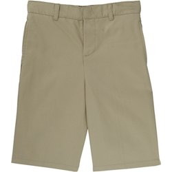 Boys' Flat Front Adjustable Waist Short