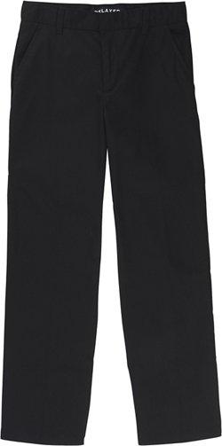 French Toast Husky Boys' Adjustable Waist Double Knee Pants