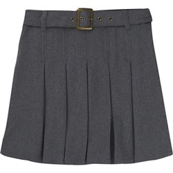 Girls' Pleated Scooter Skirt