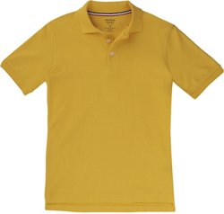 French Toast Toddler Boys' Short Sleeve Pique Polo Shirt