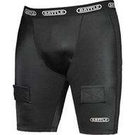 Battle Men's NuttyBuddy Hockey Compression Short