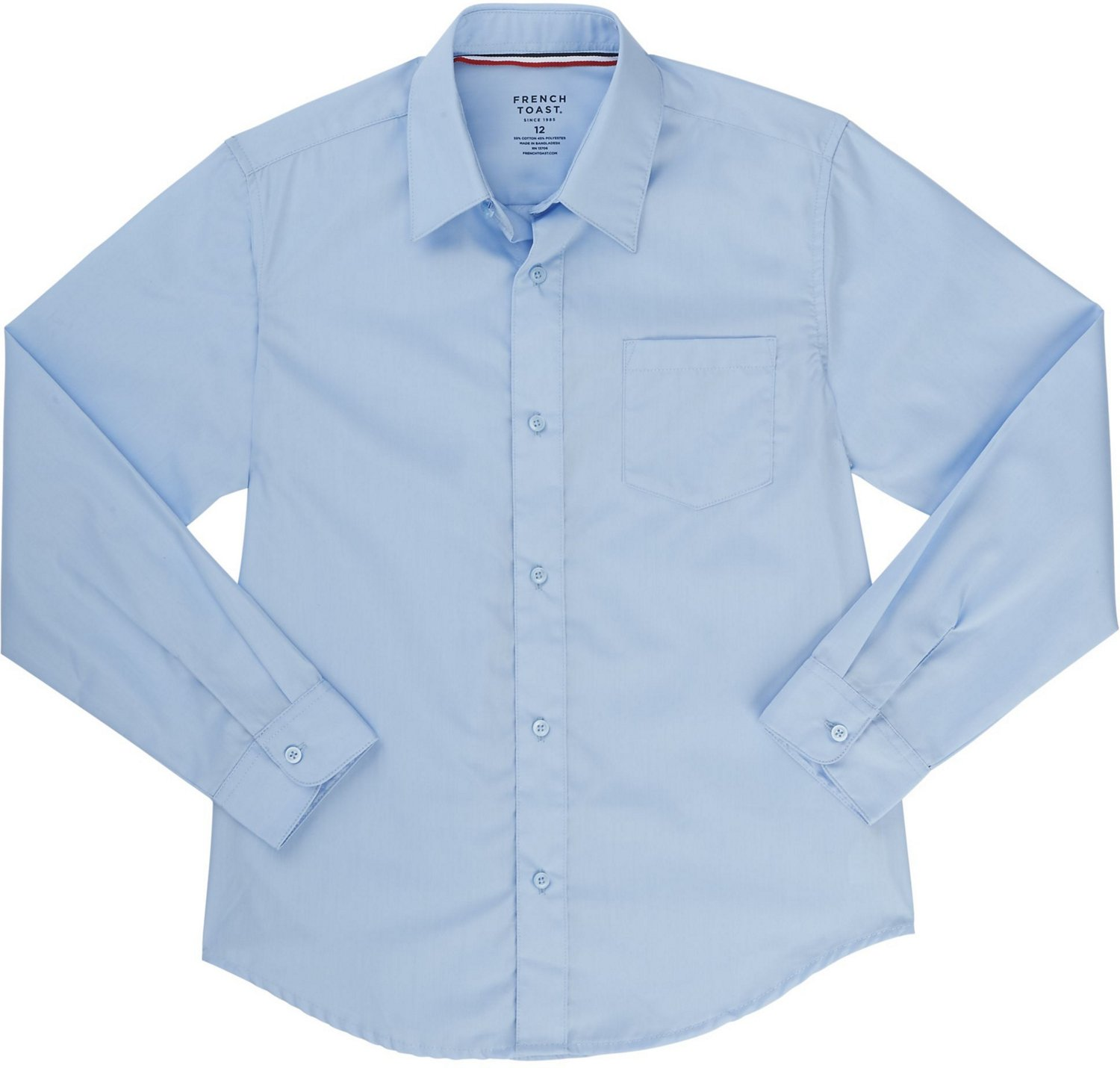 French Toast Boys' Long Sleeve Dress Shirt - view number 2