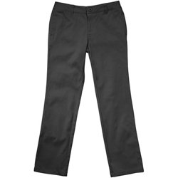 Girls' Straight Leg Twill Pant