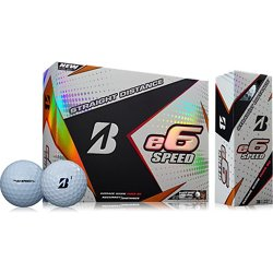e6 Speed Golf Balls 12-Pack
