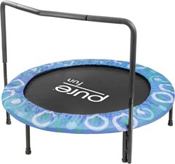Pure Fun Kids' Super Jumper Trampoline