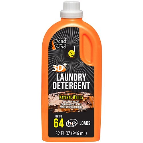 Dead Down Wind Natural Woods 32 oz Laundry Detergent