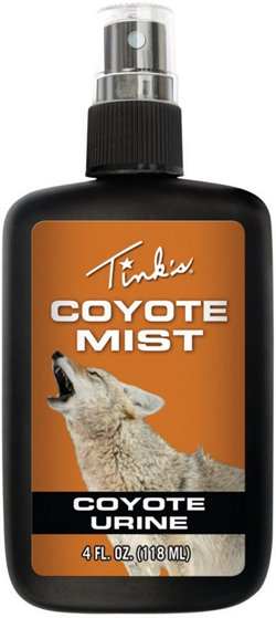Tink's Coyote Mist 4 oz Coyote Urine