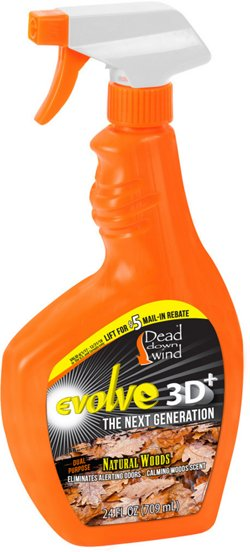 Dead Down Wind Natural Woods 24 oz Field Spray