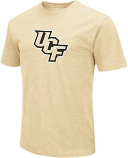 Colosseum Athletics Men's University of Central Florida Logo Short Sleeve T-shirt