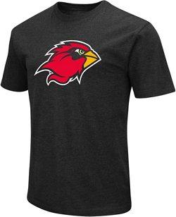 Colosseum Athletics Men's Lamar University Logo Short Sleeve T-shirt