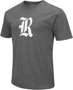 Colosseum Athletics Men's Rice University Logo Short Sleeve T-shirt