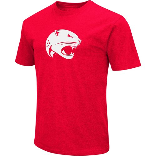 Colosseum Athletics Men's University of South Alabama Logo Short Sleeve T-shirt