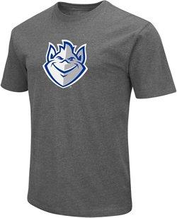Colosseum Athletics Men's Saint Louis University Logo Short Sleeve T-shirt