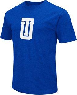 Colosseum Athletics Men's University of Tulsa Logo Short Sleeve T-shirt