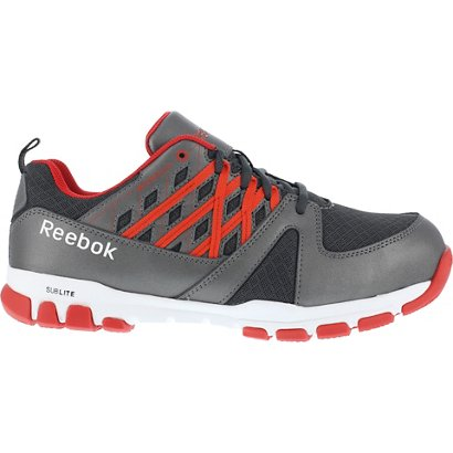 ... Reebok Men s SubLite Electric Hazard Steel Toe Work Shoes. Steel Toe  Boots. Hover Click to enlarge a1567a97c
