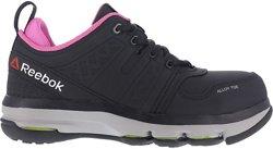 Reebok Women's Electric Hazard Alloy Toe DMX Flex Work Shoes