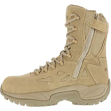81382514bc6 Reebok Men's Rapid Response 8 in EH Composite Toe Tactical Boots