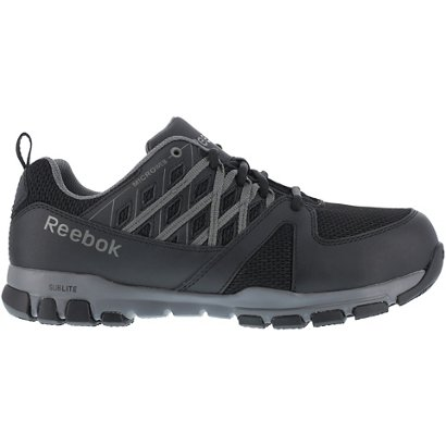 Reebok Men S Sublite Esd Steel Toe Work Shoes Academy