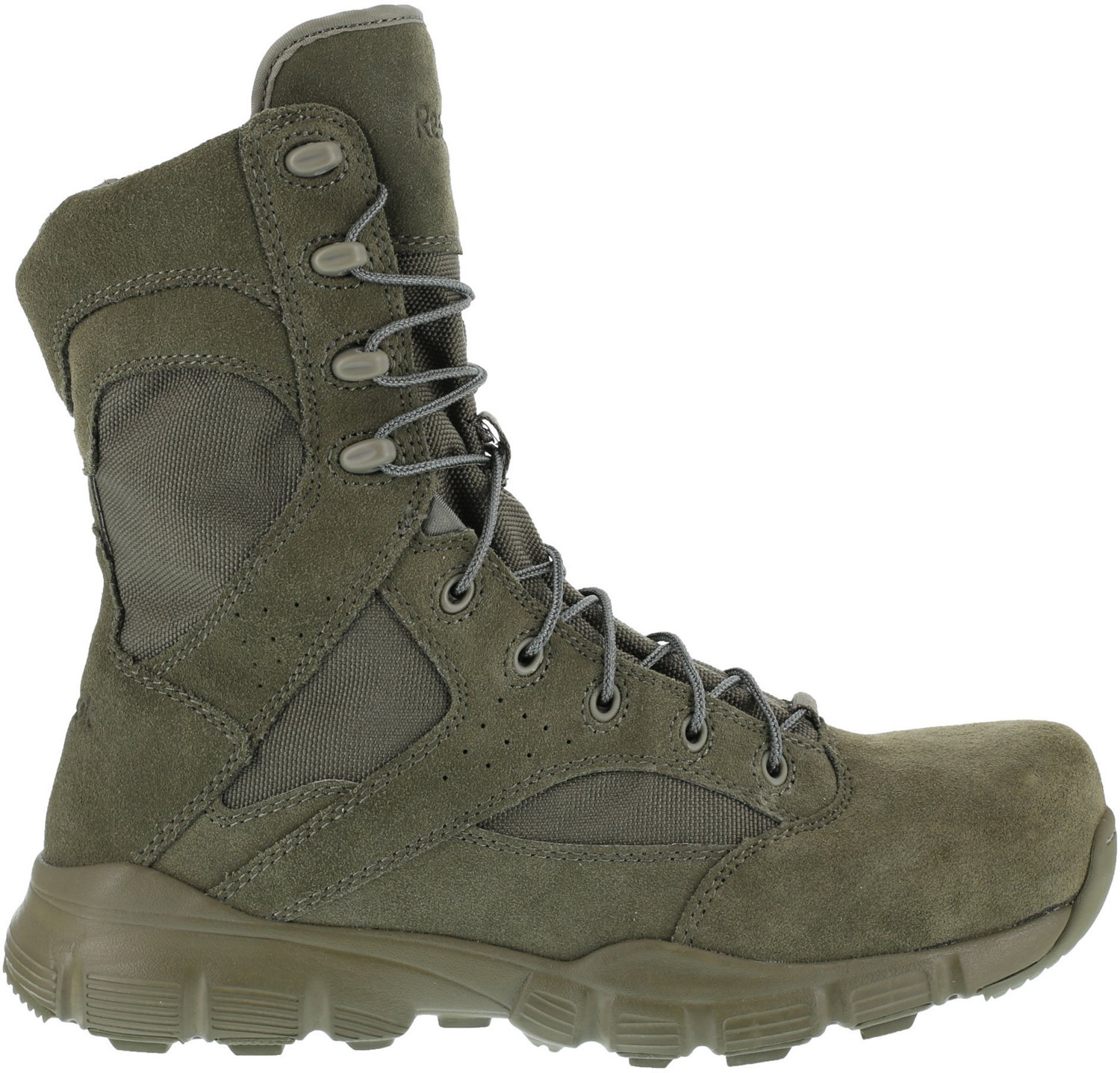 ea10e142feb Display product reviews for Reebok Men s Dauntless Air Force 8 in Composite  Toe Tactical Work Boots